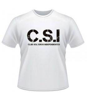Camiseta Despedida C.S.I.