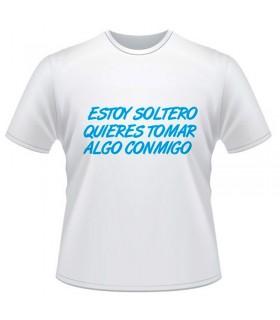 Camiseta Despedida Quieres Tomar Algo?