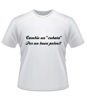 Camiseta Despedida Cambio