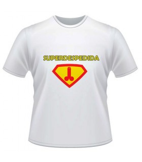 Camiseta Despedida Superdespedida
