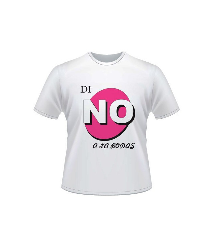 Camiseta Despedida Di No