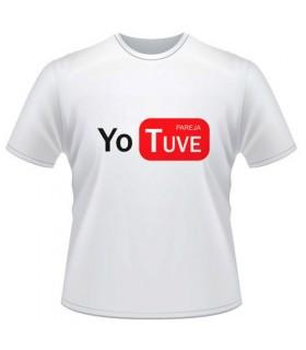 Camiseta Despedida Yo Tuve