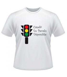Camiseta Despedida Semáforo