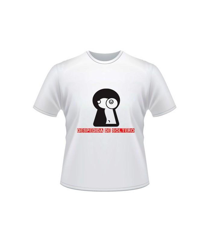 Camiseta Despedida Cerradura