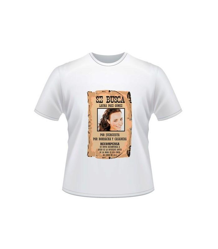 Camiseta Despedida Se Busca 2