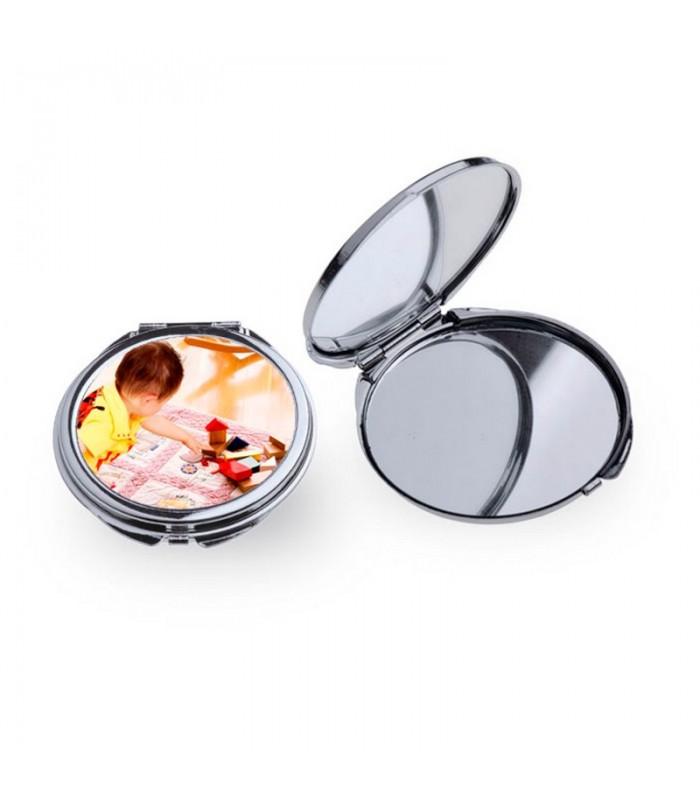 Espejo redondo personalizado