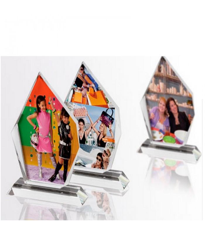 Portafotos de cristal Aceberg