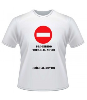 Camiseta Despedida Prohibido