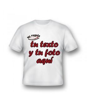 Camiseta de Hombre Personalizada a Todo Color