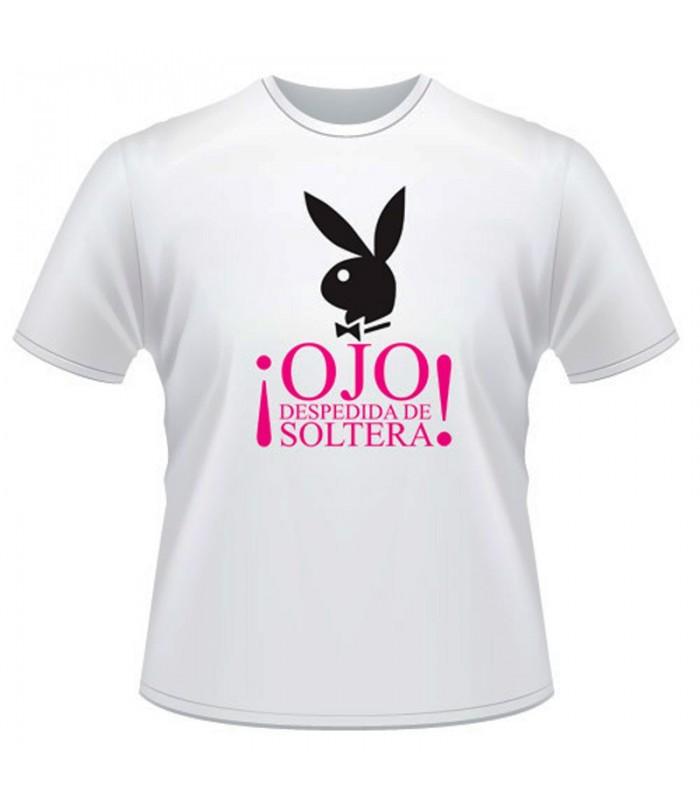 Camiseta Despedida Conejo Playboys