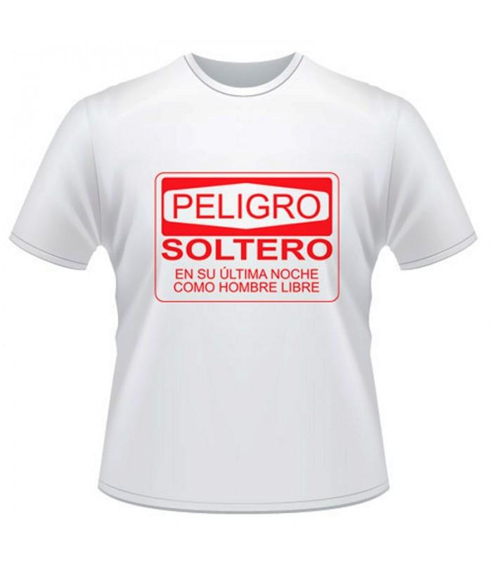 Camiseta Despedida Peligro