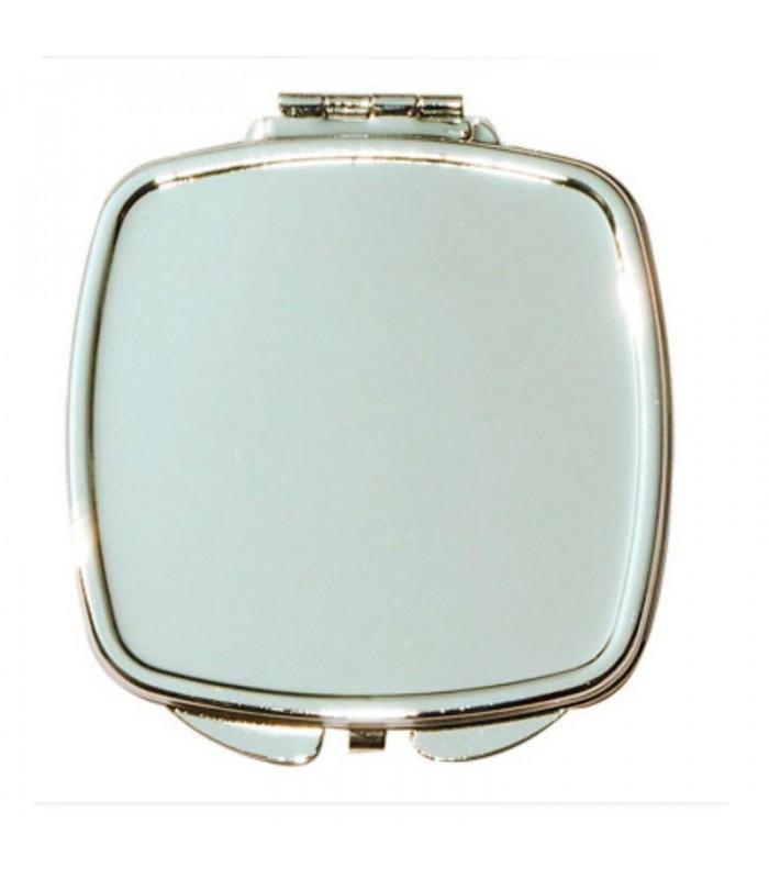 Espejo cuadrado personalizado