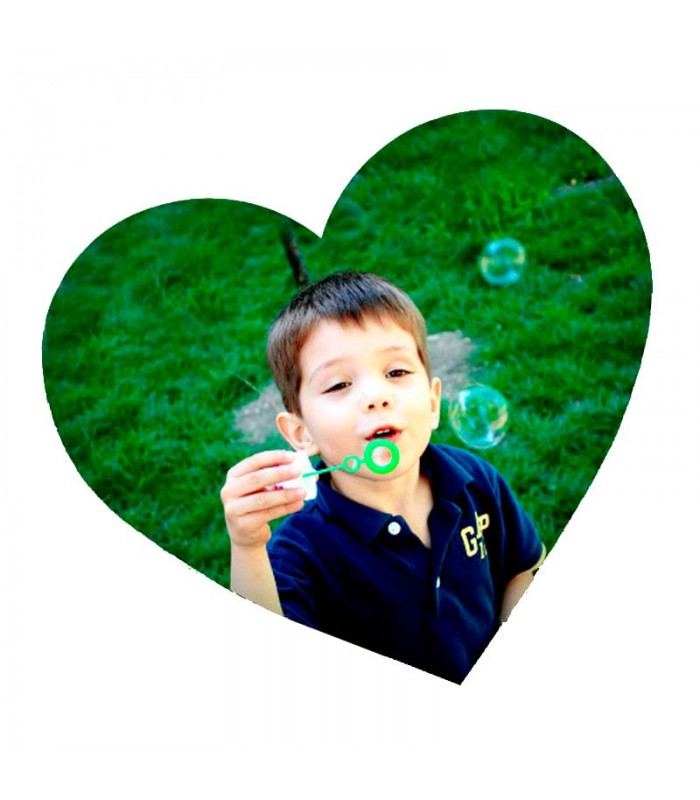 Alfombrilla de Ratón Corazón Personalizada